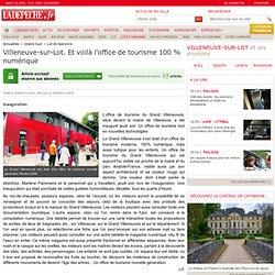 E tourisme pratiques et outils pearltrees - Office du tourisme villeneuve sur lot ...