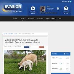 Villers-Saint-Paul: l'Arbre à poule labellisé «Ferme en permaculture» - EVASION