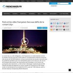 Paris et les villes françaises face aux défis de la «smart city»