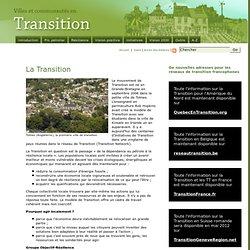 Villes en transition | Accueil