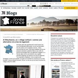 A Villeurbanne, un «village vertical» - Le Monde
