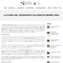 » La flora del Geoparque Villuercas Ibores JaraGeoparque Villuercas Ibores Jara