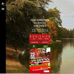 Semi Marathon du bois de Vincennes
