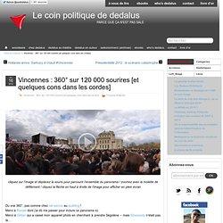 #Vincennes à 360°