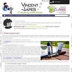 Vincent vous aide - Vincent dans les Vapes