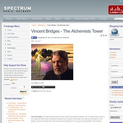 Vincent Bridges - The Alchemists Tower | Archive