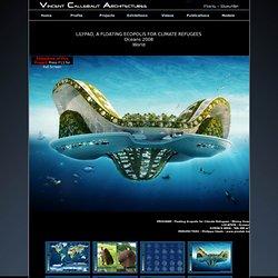 Vincent Callebaut Architecte LILYPAD