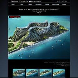 Vincent Callebaut Architecte CORAL