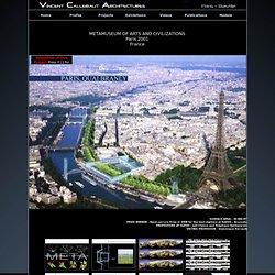 Vincent Callebaut Architecte QUAI BRANLY