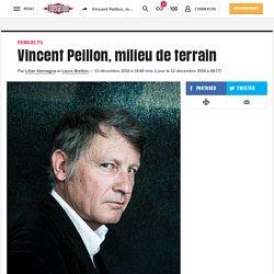 Vincent Peillon, milieu de terrain