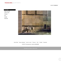 Vincenzo Latina Architetti