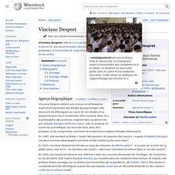 Vinciane Despret