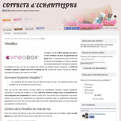 VineaBox – 3 vins, 3 surprises par mois