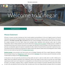 VinegarHill-FinanceLabs