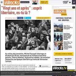 """""""Vingt ans et après"""" : esprit libertaire, es-tu là ?"""