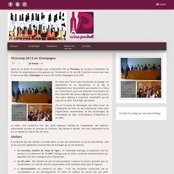 Vinocamp 2012 en Champagne