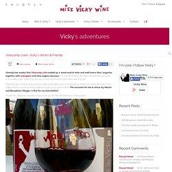 Vinocamp Loire, Vicky's Wines & Friends