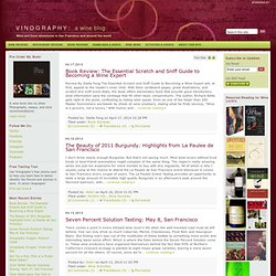 Vinography: A Wine Blog