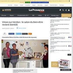Vinon-sur-Verdon : le salon du bien-être revient bientôt
