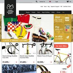 Steel Vintage Bikes - Online Shop for Classic & Vintage Bicycles & Parts