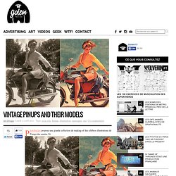 Vintage Pinups and their Models | golem13
