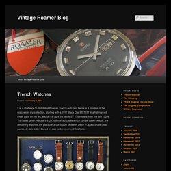 Vintage Roamer Blog