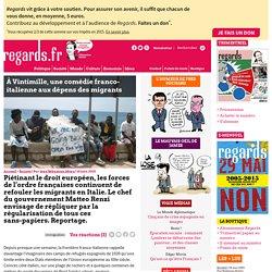 À Vintimille, une comédie franco-italienne aux dépens des migrants