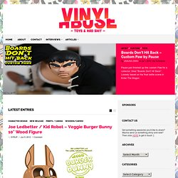 Vinyl Abuse - Toy & Art Magazine