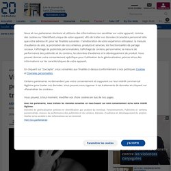 Violences conjugales: Un site Internet lancé pour que les victimes puissent «garder des traces»...
