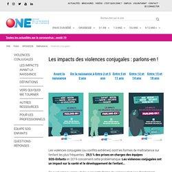 Les impacts des violences conjugales : Parlons-en ! / Office de la naissance et de l'enfance, février 2021