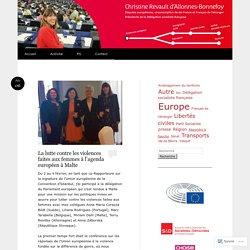 La lutte contre les violences faites aux femmes à l'agenda européen à Malte