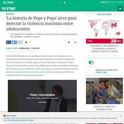 'La historia de Pepe y Pepa' sirve para detectar la violencia machista entre adolescentes