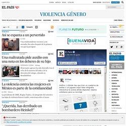 Noticias sobre Violencia género