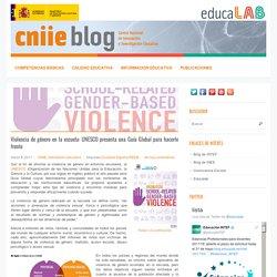 Violencia de género en la escuela: UNESCO presenta una Guía Global para hacerle frente