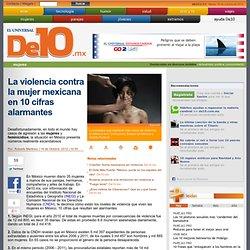 La violencia contra la mujer mexicana en 10 cifras alarmantes
