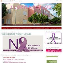 elorientablog: VIOLENCIA DE GÉNERO - RECURSOS Y ACTIVIDADES