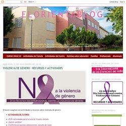 elorientablog - VIOLENCIA DE GÉNERO - RECURSOS Y ACTIVIDADES