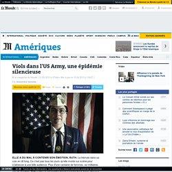 Viols dans l'US Army, une épidémie silencieuse