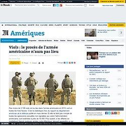 Viols : le procès de l'armée américaine n'aura pas lieu