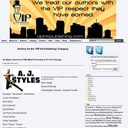 VIP Ink Publishing «