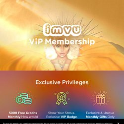 VIP Membership — IMVU