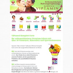 VIPtamol Komplett Forte Multivitamin
