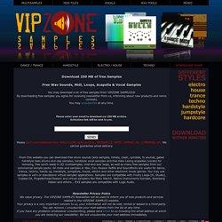 VIPZONE SAMPLES - Free Samples