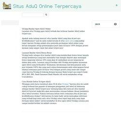 ViralQQ Situs AduQ Online 2019 - Situs AduQ Online ViralQQ