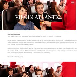 Virgin Atlantic : Alpha Century