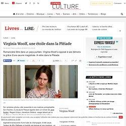Virginia Woolf, une étoile dans la Pléiade