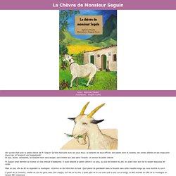 """Virginie Flores - """"La chèvre de M Seguin"""""""