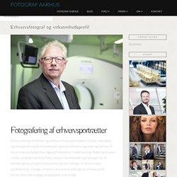 Erhvervsfotograf og virksomhedsprofil - Fotograf Aarhus