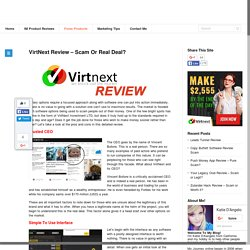 virtnext software