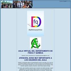 Aula Virtual del IES Antonio María Calero (Pozoblanco, Córdoba)